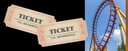 ASG Indy Holiday World and Indian tickets